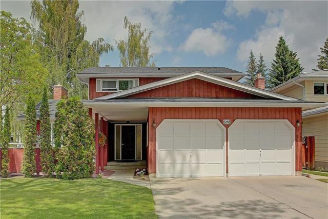 648 Willingdon Boulevard SE, Calgary, AB T2J 2B4 (#C4257752) :: Redline Real Estate Group Inc