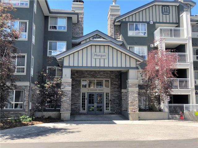 35 Richard Court SW #117, Calgary, AB T3E 7N9 (#C4257772) :: Redline Real Estate Group Inc