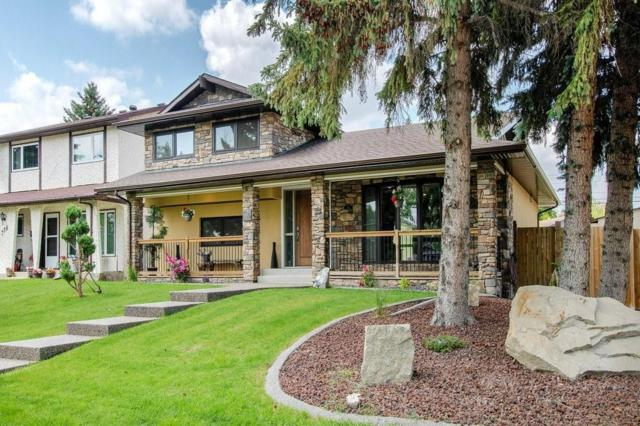 740 Lake Ontario Drive SE, Calgary, AB T2J 3J8 (#C4257784) :: The Cliff Stevenson Group