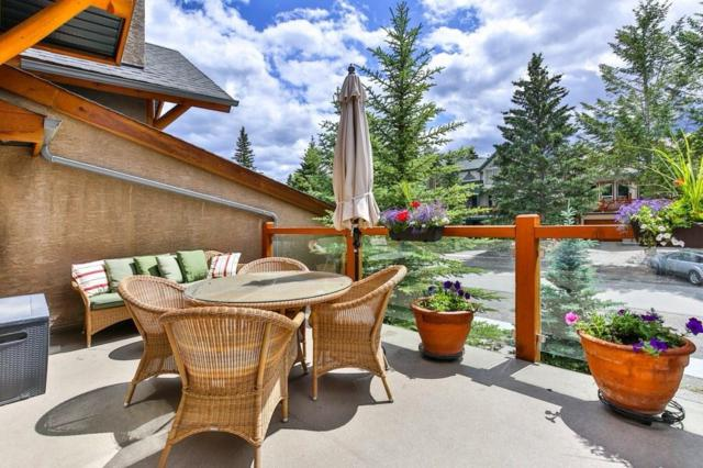 628 4 Street, Canmore, AB T1W 2H3 (#C4257796) :: Canmore & Banff