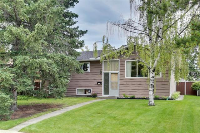 4916 Nelson Road NW, Calgary, AB T2K 2L9 (#C4257817) :: Redline Real Estate Group Inc