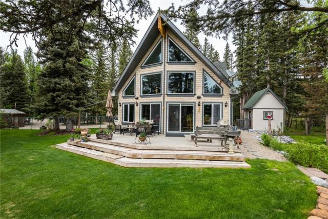 186047 228 Street W, Rural Foothills County, AB T0L 1W1 (#C4257824) :: The Cliff Stevenson Group