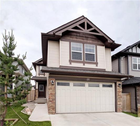 26 Skyview Shores Crescent NE, Calgary, AB T3N 0C4 (#C4257826) :: Redline Real Estate Group Inc