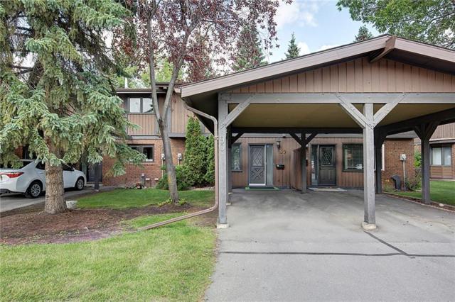 10940 Bonaventure Drive SE #90, Calgary, AB T2J 5C8 (#C4257842) :: The Cliff Stevenson Group