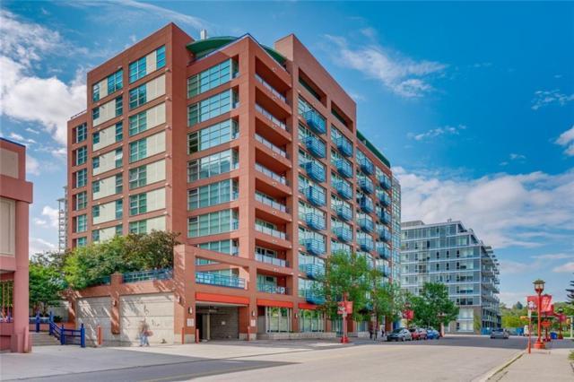 205 Riverfront Avenue SW #611, Calgary, AB T2P 5K4 (#C4257861) :: Redline Real Estate Group Inc