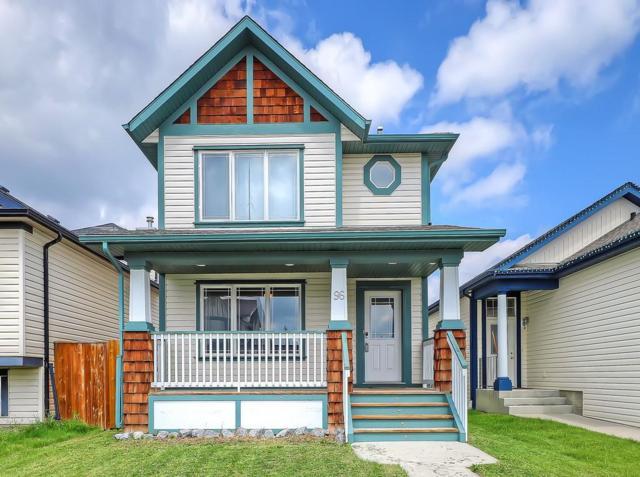 96 Copperfield Rise SE, Calgary, AB T2Z 4V1 (#C4257871) :: Redline Real Estate Group Inc