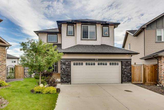 26 Prairie Springs Bay SW, Airdrie, AB T4B 0L9 (#C4257875) :: Redline Real Estate Group Inc