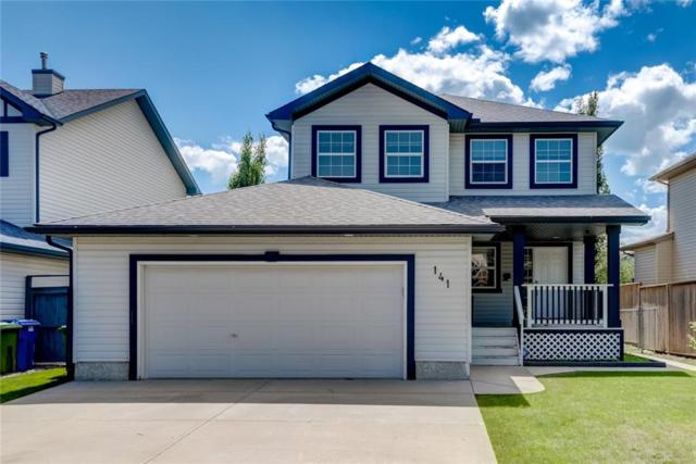 141 West Creek Close, Chestermere, AB T1X 1M3 (#C4257878) :: Virtu Real Estate
