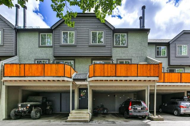 1119 Railway Avenue #9, Canmore, AB T1W 1R4 (#C4257884) :: The Cliff Stevenson Group