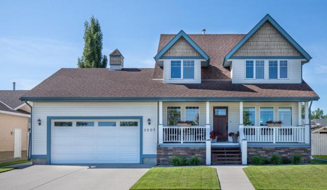 1507 8 Avenue SE, High River, AB T1V 1P8 (#C4257886) :: Redline Real Estate Group Inc