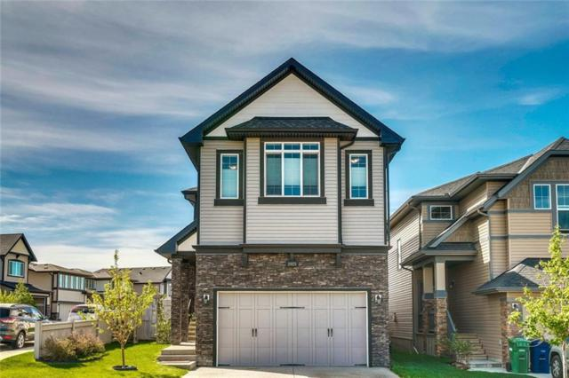 2025 Hillcrest Green SW, Airdrie, AB T4B 3R6 (#C4257893) :: Redline Real Estate Group Inc