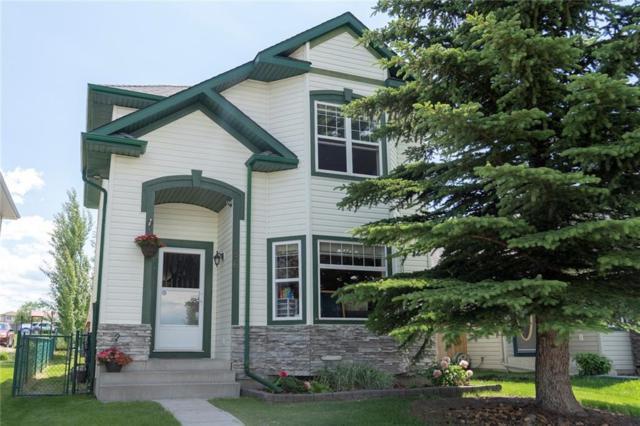 86 Hidden Ranch Road NW, Calgary, AB T3A 5S5 (#C4257922) :: The Cliff Stevenson Group