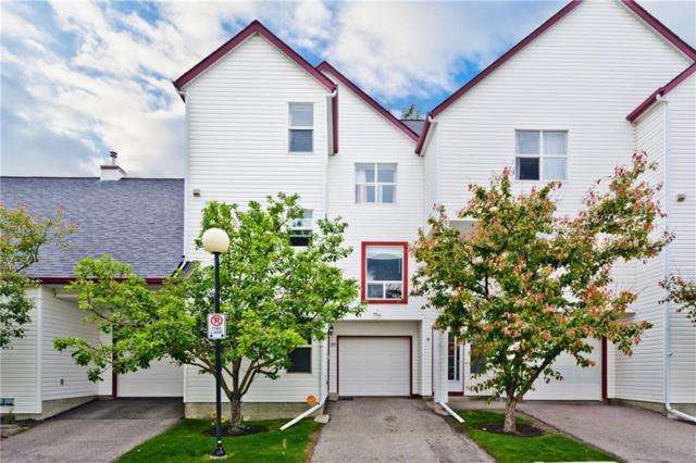 200 Hidden Hills Terrace NW #10, Calgary, AB T3A 6E8 (#C4257930) :: Redline Real Estate Group Inc