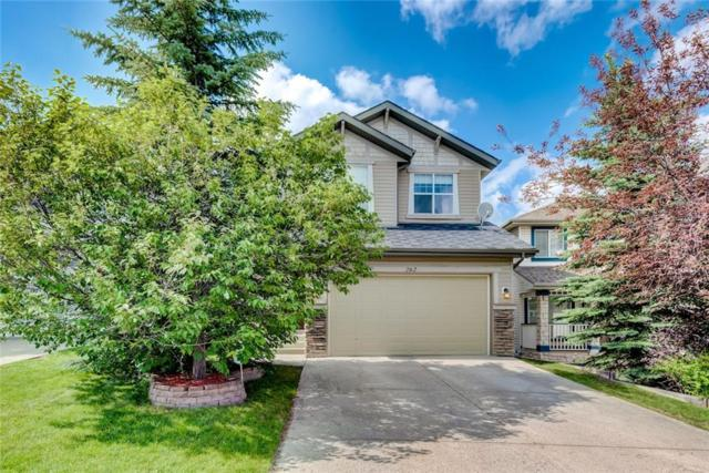 262 Panamount Court NW, Calgary, AB T3K 5S2 (#C4257933) :: The Cliff Stevenson Group