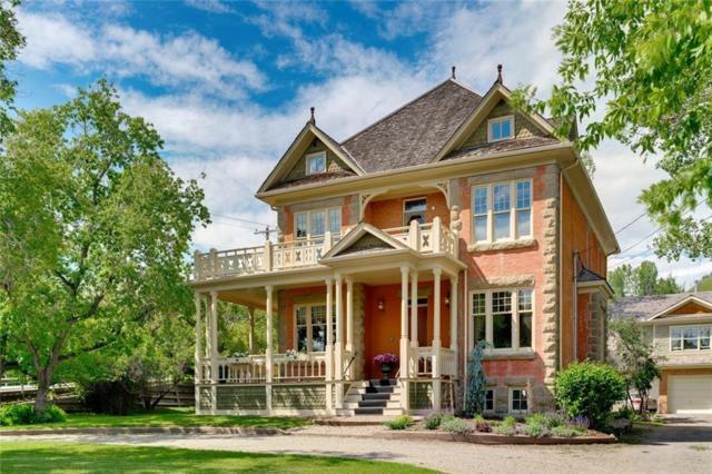 4 Elma Street E, Okotoks, AB T1S 1A8 (#C4257951) :: Virtu Real Estate
