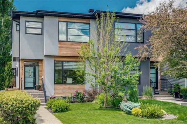 2411 26 Street SW, Calgary, AB T3E 2A6 (#C4257959) :: Redline Real Estate Group Inc
