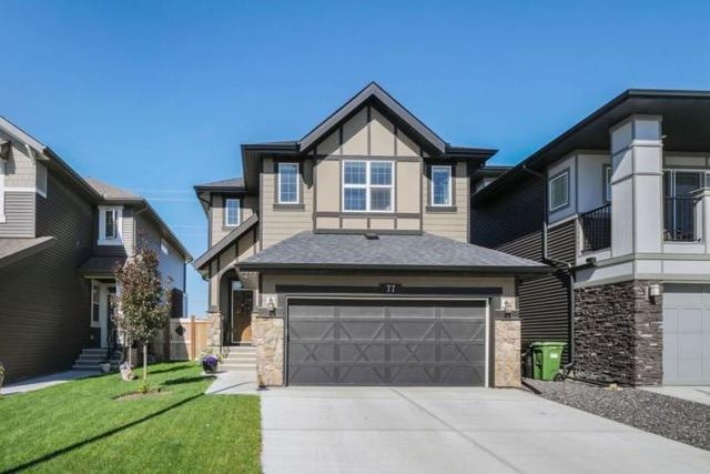 77 Tuscany Ridge Circle NW, Calgary, AB T3L 0E5 (#C4257994) :: The Cliff Stevenson Group