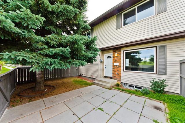 740 Bracewood Drive SW #11, Calgary, AB T2W 3N3 (#C4258012) :: Redline Real Estate Group Inc