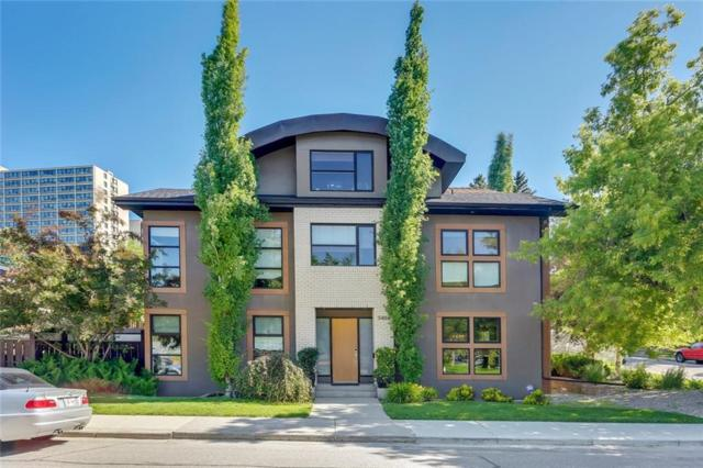 3434 7 Avenue NW, Calgary, AB T2N 1B7 (#C4258027) :: Redline Real Estate Group Inc
