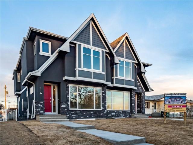 116 44th Avenue NE, Calgary, AB T2E 2N8 (#C4258032) :: The Cliff Stevenson Group