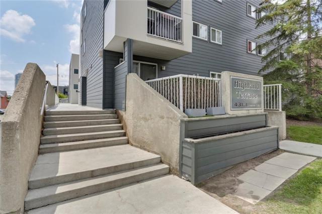 431 1 Avenue NE #108, Calgary, AB T2E 0B3 (#C4258055) :: The Cliff Stevenson Group