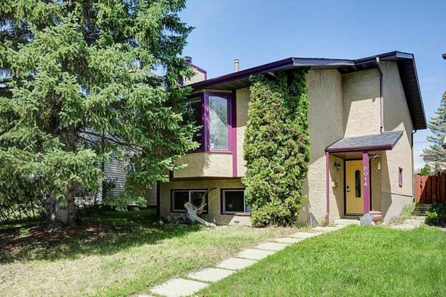 8014 Ranchview Drive NW, Calgary, AB T3G 1T1 (#C4258060) :: The Cliff Stevenson Group