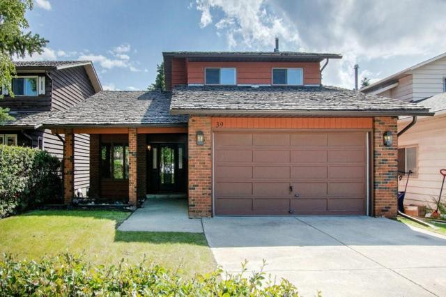 39 Hawkwood Road NW, Calgary, AB T3G 1Z3 (#C4258070) :: Redline Real Estate Group Inc