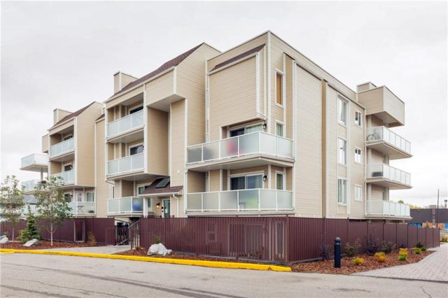 3737 42 Street NW #105, Calgary, AB T3A 2M8 (#C4258072) :: Calgary Homefinders