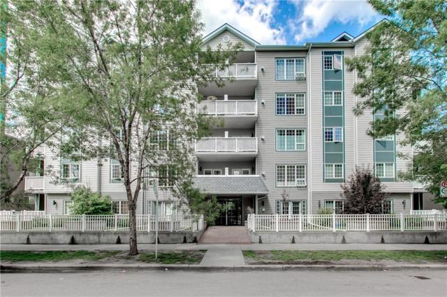 820 15 Avenue SW #503, Calgary, AB T2R 0S1 (#C4258098) :: Redline Real Estate Group Inc