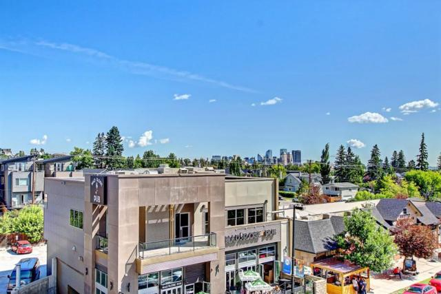 3410 20 Street SW #314, Calgary, AB T2T 3Z2 (#C4258118) :: The Cliff Stevenson Group