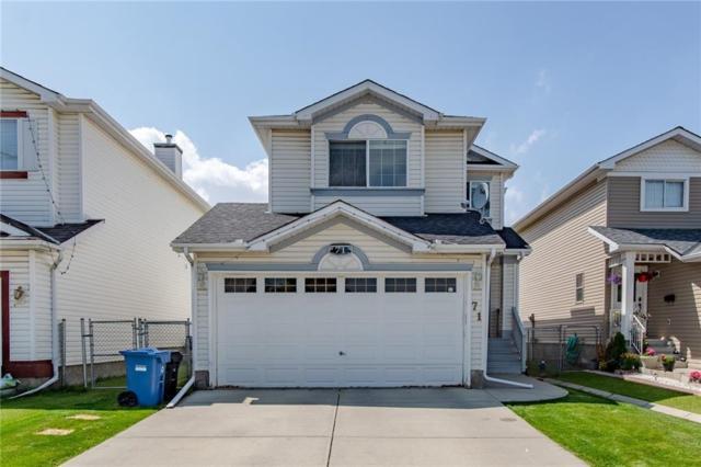 71 Coral Springs Circle NE, Calgary, AB T3J 3P4 (#C4258125) :: Redline Real Estate Group Inc