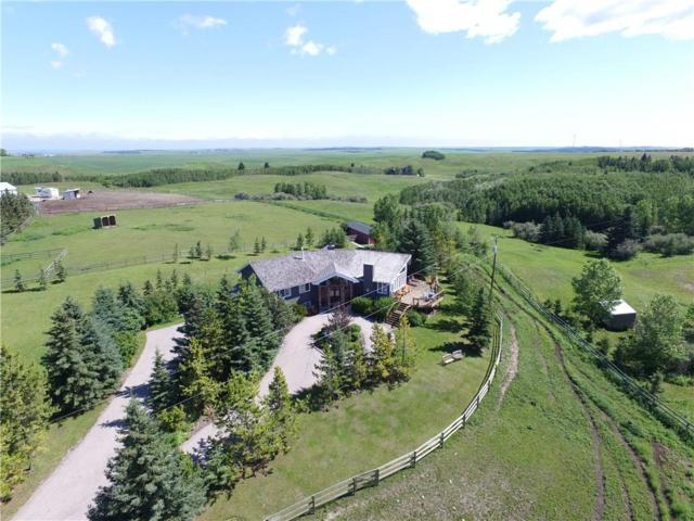 80 Bearspaw Acres, Rural Rocky View County, AB T3R 1H7 (#C4258134) :: The Cliff Stevenson Group