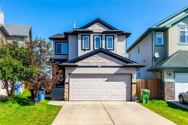189 Saddlecrest Way NE, Calgary, AB T3J 5N1 (#C4258141) :: Redline Real Estate Group Inc