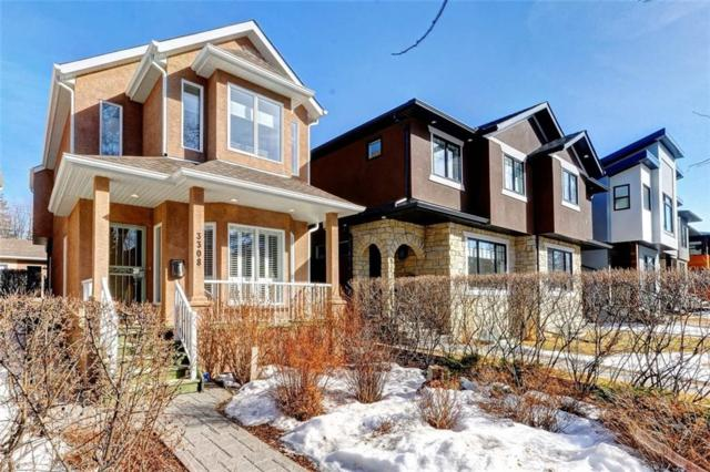 3308 41 Street SW, Calgary, AB T3E 3L2 (#C4258145) :: Redline Real Estate Group Inc