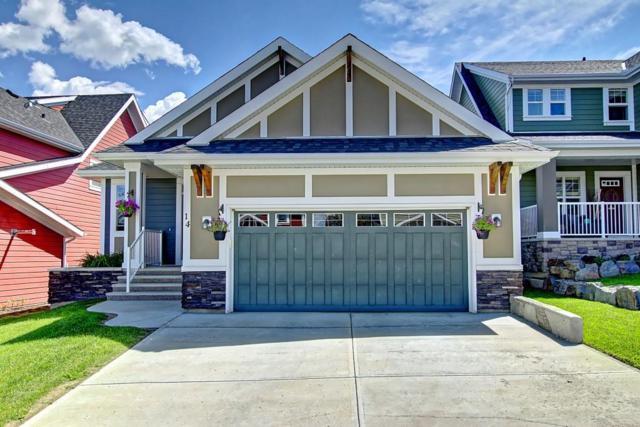 14 Ridge View Place, Cochrane, AB T4C 0P9 (#C4258147) :: Redline Real Estate Group Inc
