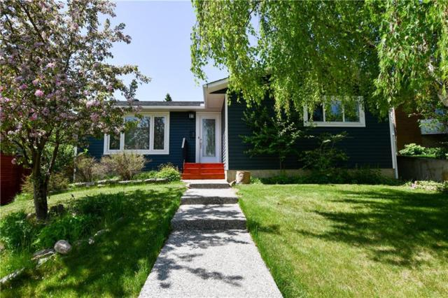 5711 North Haven Drive NW, Calgary, AB T2K 5P1 (#C4258151) :: Redline Real Estate Group Inc