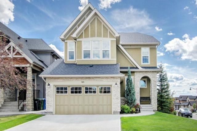 105 Aspenshire Drive SW, Calgary, AB T3H 0P6 (#C4258161) :: Calgary Homefinders