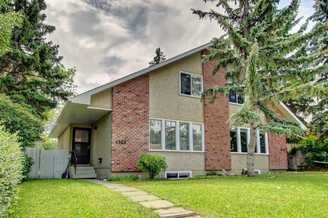 4518 & 4520 North Haven Drive NW, Calgary, AB T2K 2J2 (#C4258181) :: Redline Real Estate Group Inc