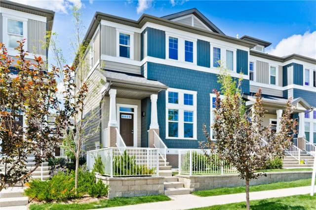2103 Evanston Square NW, Calgary, AB T3P 0G9 (#C4258212) :: Redline Real Estate Group Inc