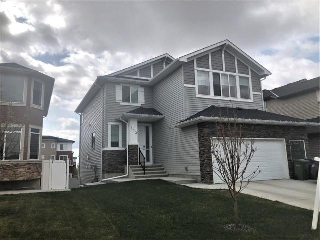 113 Rainbow Falls Heath, Chestermere, AB T1X 0S7 (#C4258222) :: The Cliff Stevenson Group