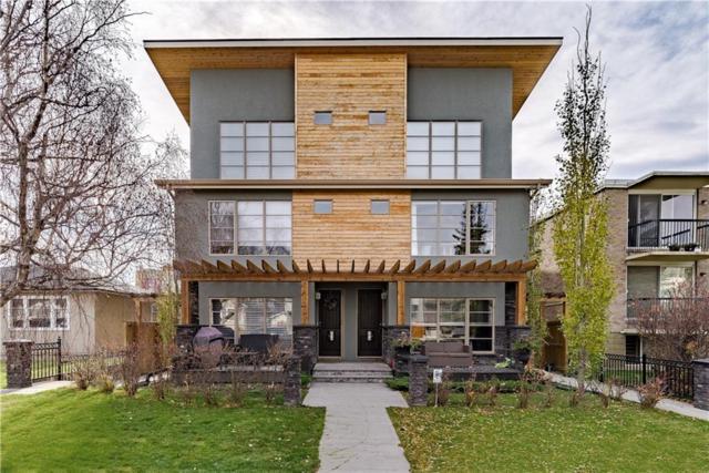 1209 17 Avenue NW #1, Calgary, AB T2M 0P9 (#C4258249) :: Redline Real Estate Group Inc