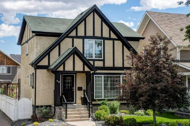 58 Joseph Marquis Crescent SW, Calgary, AB T3E 7L4 (#C4258263) :: Virtu Real Estate