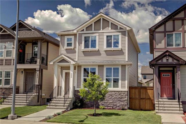 268 New Brighton Grove SE, Calgary, AB T2Z 1G1 (#C4258299) :: Redline Real Estate Group Inc