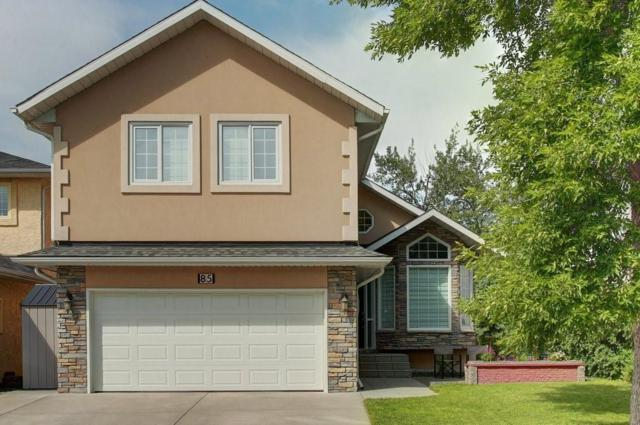 85 Riverside Circle SE, Calgary, AB T2C 3Y9 (#C4258355) :: Redline Real Estate Group Inc