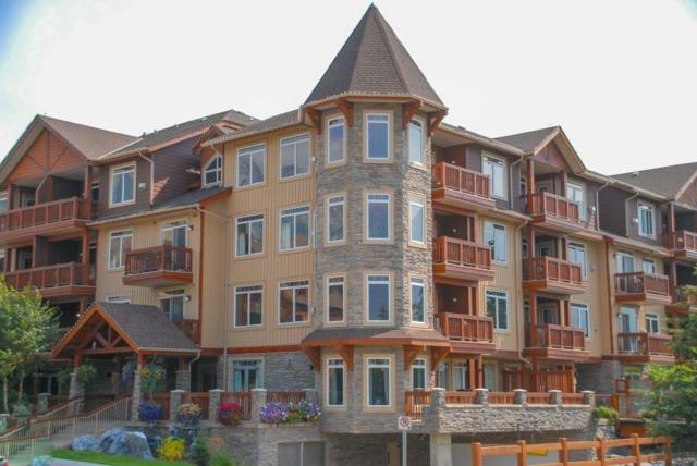 190 Kananaskis Way #116, Canmore, AB T1W 3K5 (#C4258375) :: The Cliff Stevenson Group