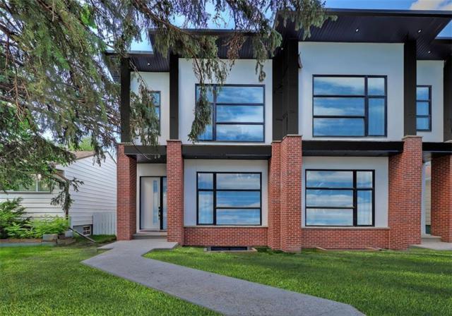 2918 6 Avenue NW, Calgary, AB T2N 0Y4 (#C4258381) :: Redline Real Estate Group Inc