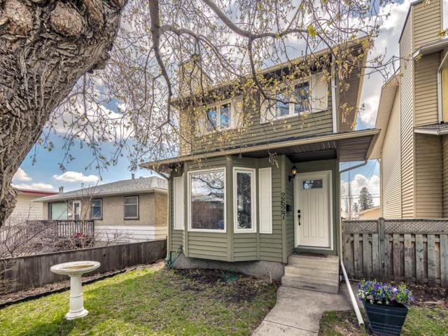 2627 15 Avenue SE, Calgary, AB T2A 0L6 (#C4258384) :: Redline Real Estate Group Inc