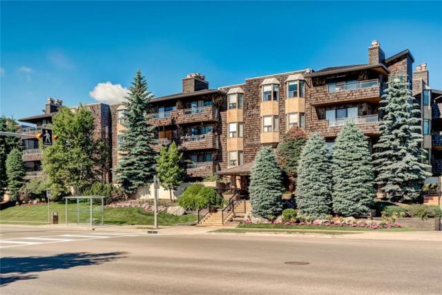 3719B 49 Street NW #101, Calgary, AB T3A 2E3 (#C4258389) :: Calgary Homefinders