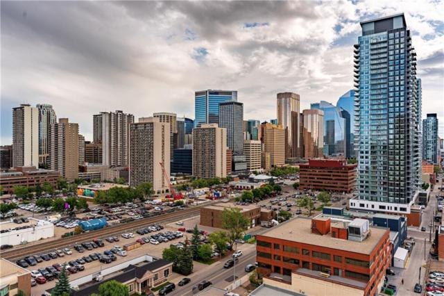 1053 10 Street SW #1410, Calgary, AB T2R 1S6 (#C4258429) :: Canmore & Banff