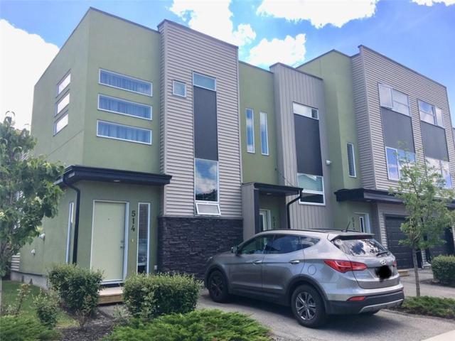 514 Covecreek Circle NE, Calgary, AB T3K 0W6 (#C4258433) :: The Cliff Stevenson Group